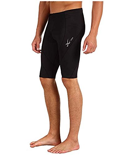 CW-X Conditioning Wear Men's Pro Shorts, Black, Small by CW-X (Image #8)