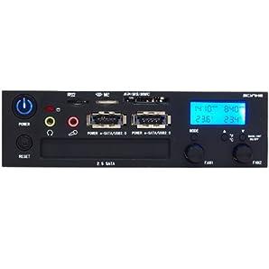 サイズ 5インチベイマルチインターフェース コンパネ5号 カードリーダー/ファンコン SCKMPN-3000