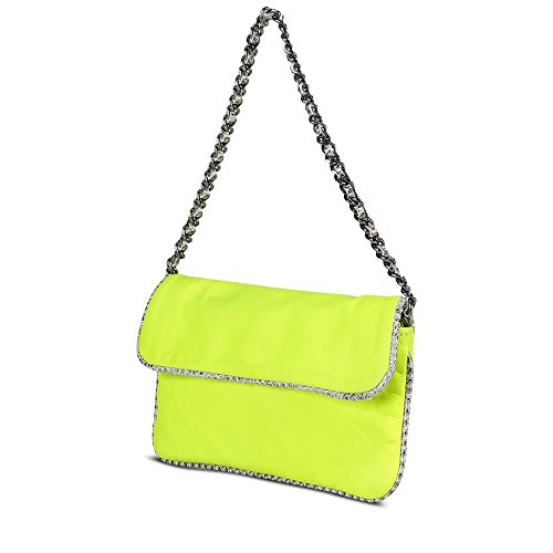 George Gina & Lucy Nightlife Sac à main FLUO Snake  Sac bandoulière