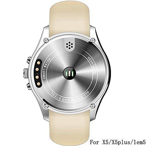 Amazon.com: Charging Dock Charging Base for Smart Watch Lem5 ...
