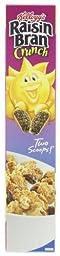 Kellogg\'s Raisin Bran Crunch Cereal 24.8-ounce (Pack of 2)