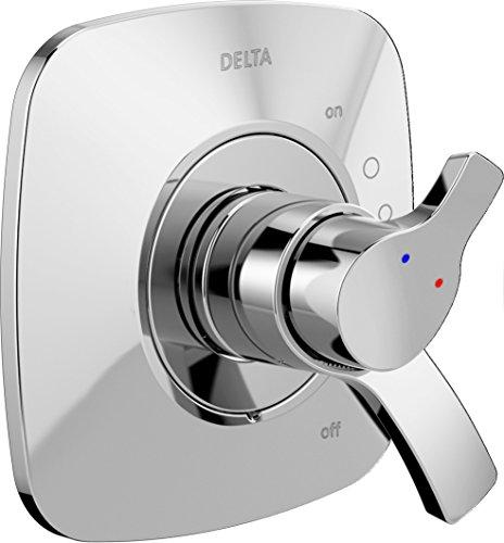 Delta Faucet T17T052 Tesla Tempassure 17T Series Valve Trim, Chrome