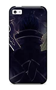 XiFu*MeiNew Premium DanRobertse Weapons Standing Anime Swordsry Skin Case Cover Excellent Fitted For ipod touch 4XiFu*Mei