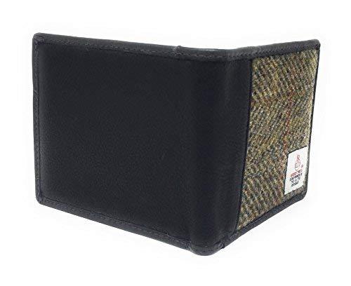 Khaki Premium Harris Wallet Authentic Harris Mens Tweed Tweed nXrXTq0