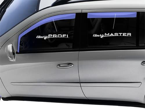 Climair CLK0044255K 4255C Rear air Deflector Master Transparent