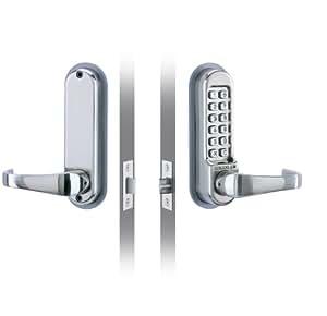 Codelocks 0510 SS - Picaporte para Puerta con Cerradura de