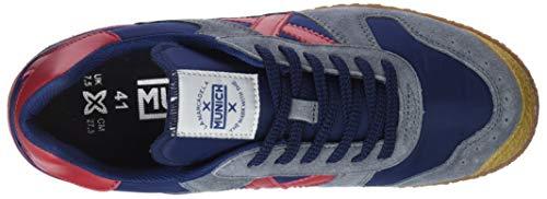 azul Munich Unisex gris Da Grigio 1385 Basse Ginnastica Adulto Goal Scarpe r8RWrz