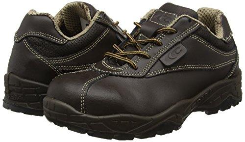"""Cofra 22091–000.w39Talla 39S3SRC–Zapatillas de seguridad """"Guide, color marrón"""