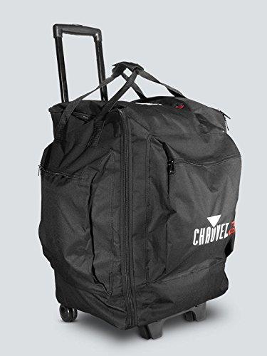 CHAUVET DJ CHS-50 VIP Large Rolling Travel Bag for DJ Lights