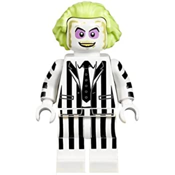Amazon.com: LEGO Minifigura De Warner Home Video Beetlejuice ...