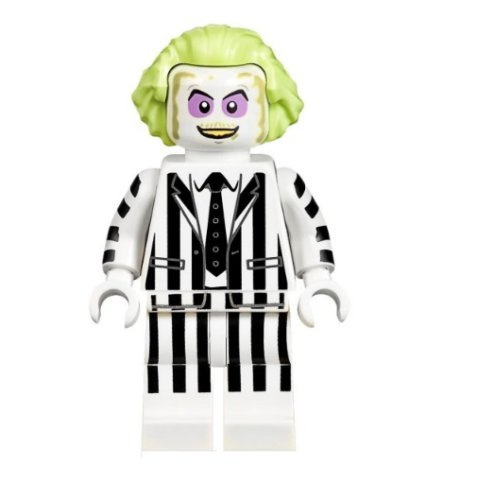 Used, LEGO Beetlejuice Minifigure from Dimensions Set 71349 for sale  Delivered anywhere in USA