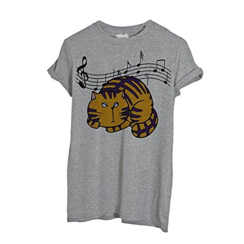 T-Shirt GIULIANO KISS ME LICIA - CARTOON by iMage Dress Your Style