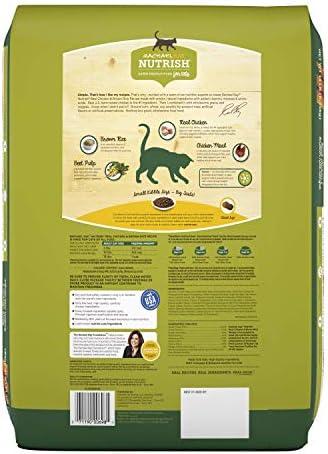 Rachael Ray Nutrish Super Premium Dry Cat Food 3