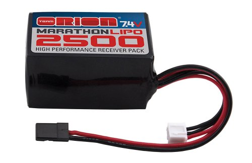 Team Orion Marathon 2500 LiPo 74V Hump Battery