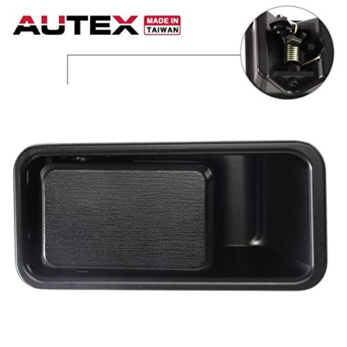 - AUTEX Exterior Front Left Driver Side Door Handle Compatible with 87 88 89 90 91 92 93 94 95 96 97 98 1999 2000 2001 2002 2003 2004 2005 2006 Jeep Wrangler 97 98 99 00 01 02 03 04 05 06 Jeep TJ 79334