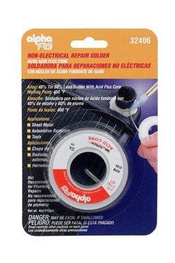 Alpha Fry AM32406 Cookson Elect General Purpose Acid Core Solder