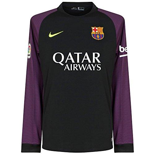 Nike Gk Yth Multicolore Flash Fc Fuchsia Barcelona Volt Noir Stadium fuchsia Ls black IwUwxra
