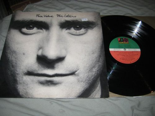 Value Vinyl (Phil Collins / Face Value)