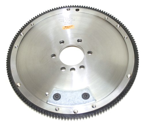 PRW 1640081 SFI-Rated 33 lbs. 168 Teeth External Balance Billet Steel Flywheel for Chevy SB 383-400 1970-85 by PRW