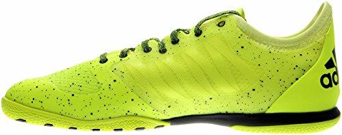 adidas - Botas de fútbol para hombre amarillo