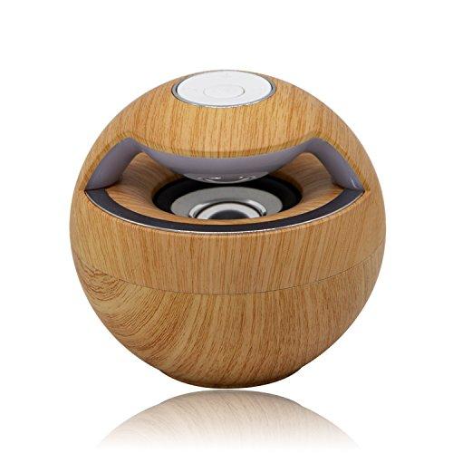 pretty-handy-spherical-wood-grain-bluetooth-speaker-wireless-stereo-speaker-portable-for-smartphone-