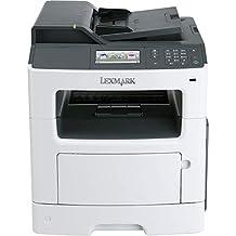 Lexmark 35S3585 Mx410de Clr Mono Laser P/s/c/f PRNT Fb Radf USB Wl Gbe 40ppm (Renewed)
