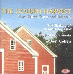 golden-harvest-38-shaker-chants-spirituals-by-unknown-2000-10-17