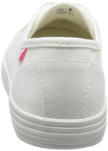 Rocket Dog Damen Chowchow Sneaker White (White White)