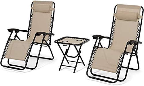 Rxmoto Zero Gravity Chairs