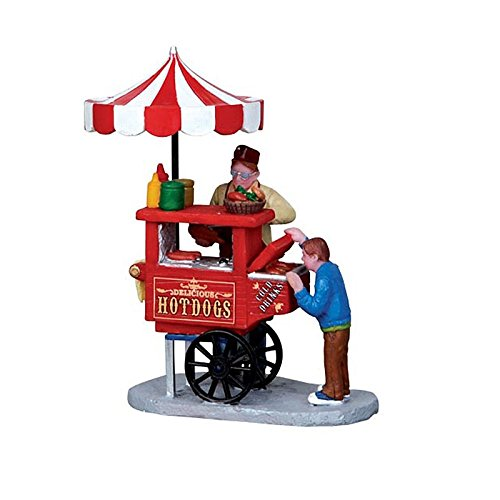 (Lemax Village Collection Hot Dog Stand #12932)