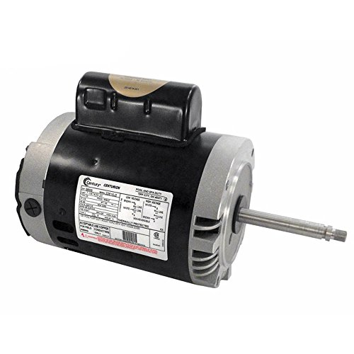 Regal Beloit America - Epc B668 AO Smith Motor 0.75HP 230 - 115 Volt Single Speed, Special Letro Pool Cleaner Pump Replacement Motor (3/4 Hp Single Speed Pump)