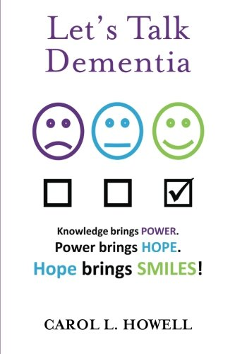 Lets Talk Dementia Caregivers Guide product image