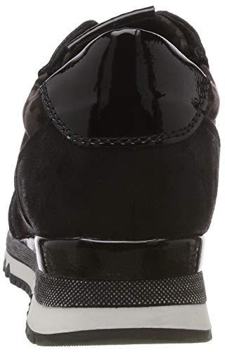 Tozzi Sneakers 075 Basses black Femme Co 23750 31 Noir Marco Multi dwxRqd
