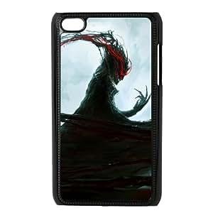 Ipod Touch 4 Terrorist Phone Back Case Custom Art Print Design Hard Shell Protection FG101782