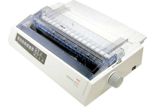 OKI62411701 – Oki Microline 321 Turbo Dot Matrix Impact Printer