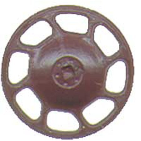 HO Brake Wheel, Universal/Boxcar Red (8) by Kadee Qualtiy for sale  Delivered anywhere in USA