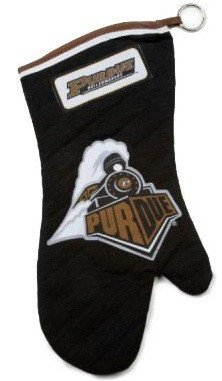 Purdue Boilermakers Grill Glove - NCAA Licensed - Purdue Boilermakers Collectibles ()