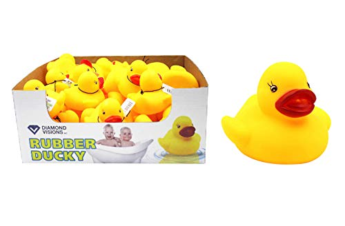 DollarItemDirect Rubber Ducky, Case of 288
