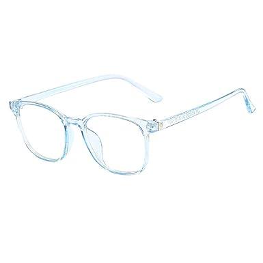 heißester Verkauf billiger Verkauf attraktive Mode REALIKE Unisex Damen und Herren Brille Klassische Flacher ...