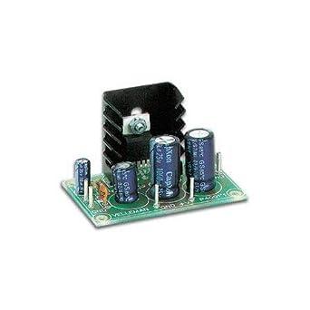 Amazon.com: Velleman K4001 7 W Amplificador de audio overol ...
