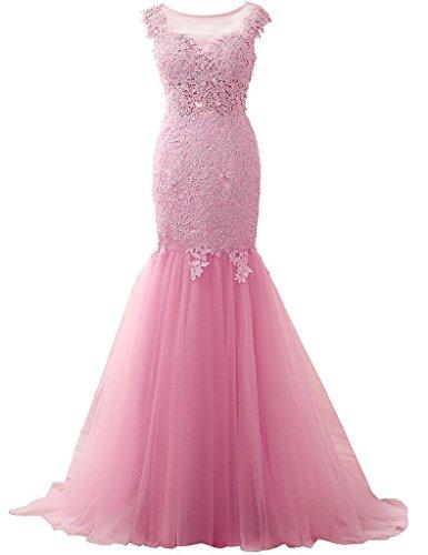 Donna Pink Linea Fanciest Vestito A Ad w7xqX1CI