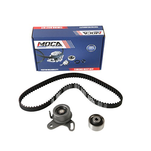 MOCA TCK282 Timing Belt Kit with Tensioner - 2001-2011 Hyundai Accent, Kia Rio 1.5L 1.6L