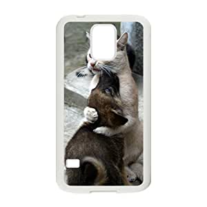 Animal Love Hight Quality Plastic Case for Samsung Galaxy S5
