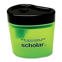 Prismacolor Scholar Colored Pencil Sharpener (1774266) 3 Pack by Prismacolor
