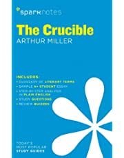 The Crucible SparkNotes Literature Guide (Volume 24) (SparkNotes Literature Guide Series)