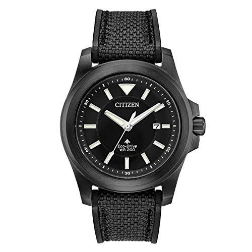Citizen Watches BN0217-02E Promaster Tough Black One Size