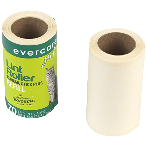 Evercare Pet 70 Layer Lint Refill 2 Pack