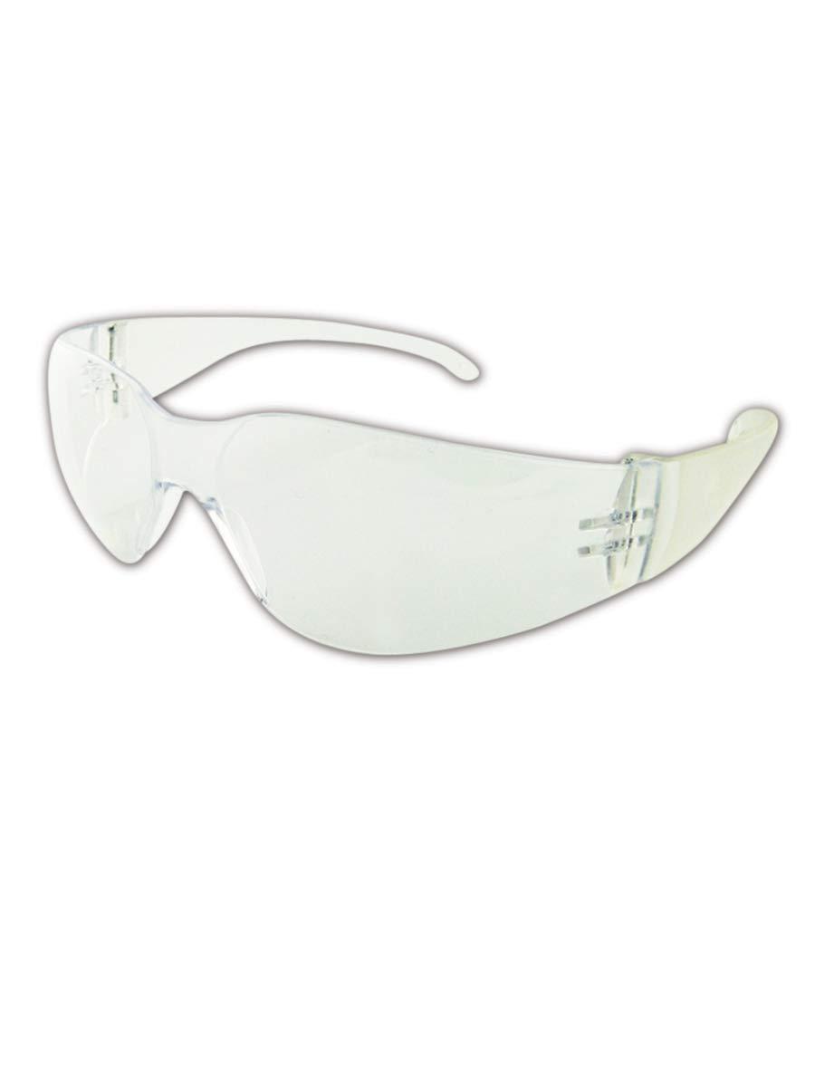 Magid Glove & Safety Y12CFC-AMZN Gemstone Myst Y12CFC Protective Eyewear, Polycarbonate, Small, Clear