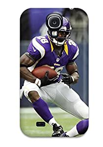 New Adrian Peterson Football Tpu Skin Case Compatible With Galaxy S4