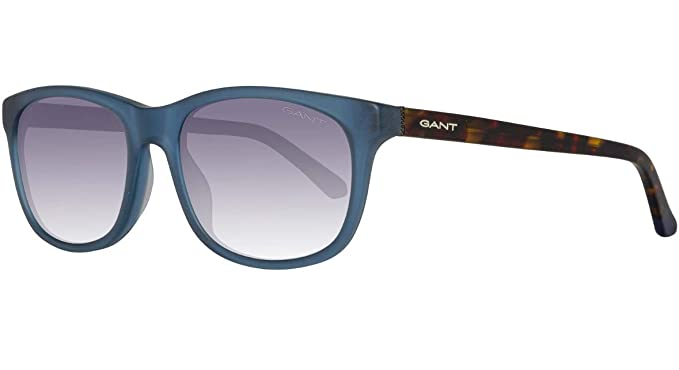 Gant Sonnenbrille GA7085 5491A Gafas de Sol, Azul (Blau), 54 ...